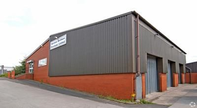 Thumbnail Light industrial for sale in Belgrave Mill, Honeywell Lane, Oldham, Lancashire