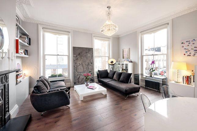 Thumbnail Flat to rent in Abingdon Road, London