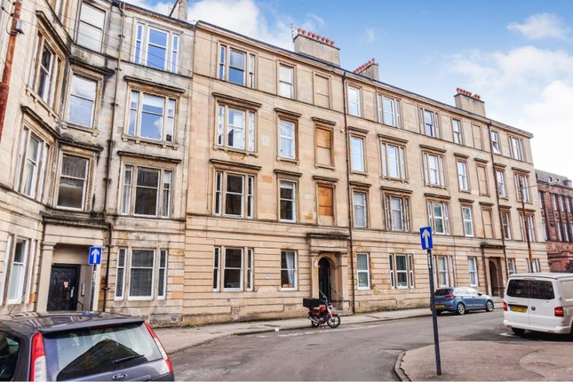 Thumbnail Flat for sale in 6 Willowbank Crescent, Glasgow