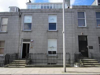 Thumbnail Maisonette to rent in Crown Street, Aberdeen