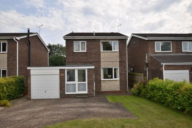 Thumbnail Detached house for sale in Valley View Drive, Bottesford, Scunthorpe