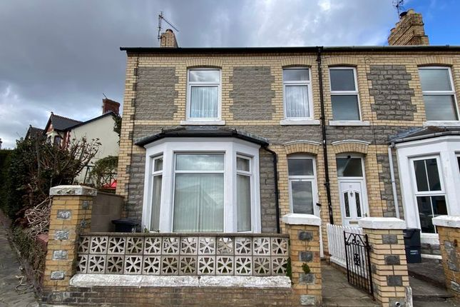 2 bed terraced house for sale in Oban Street, Barry CF63