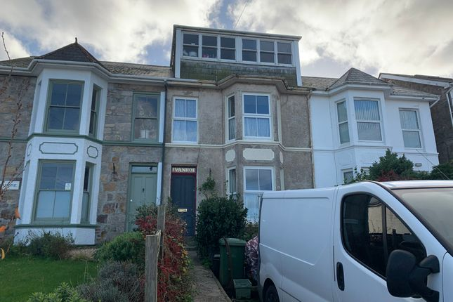 Thumbnail Terraced house for sale in St. Ives Road, Carbis Bay, St. Ives