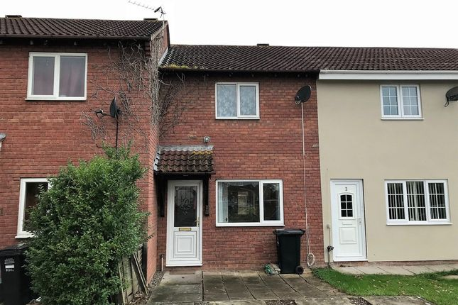 Thumbnail Terraced house to rent in Elton Road, Weston-Super-Mare