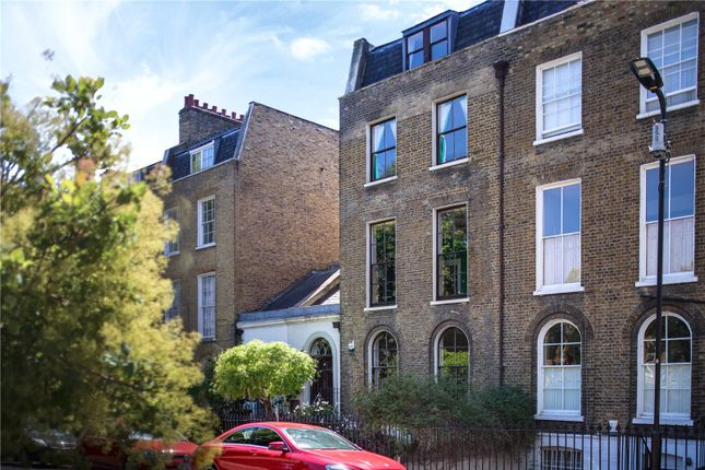 Thumbnail Terraced house for sale in Clapton Square, Clapton, London