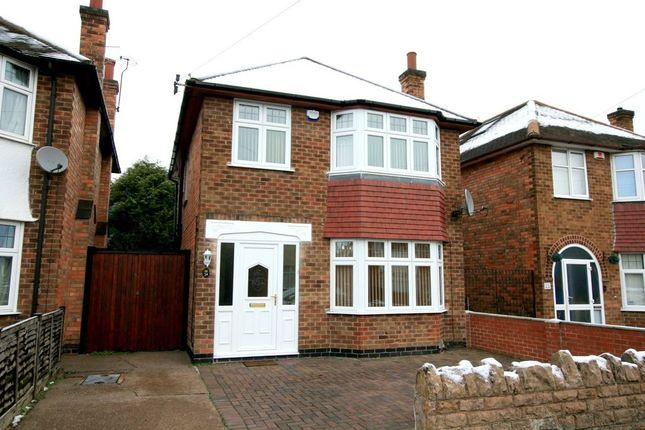 Thumbnail Detached house to rent in Heckington Drive, Wollaton, Nottingham