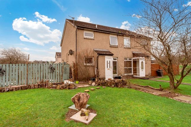 Thumbnail Semi-detached house for sale in Holmhills Grove, Cambuslang