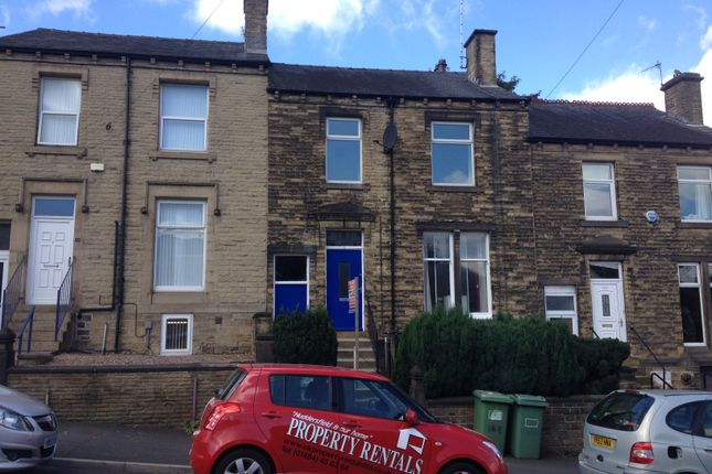 Thumbnail Terraced house to rent in Newsome Road Newsome, Huddersfield