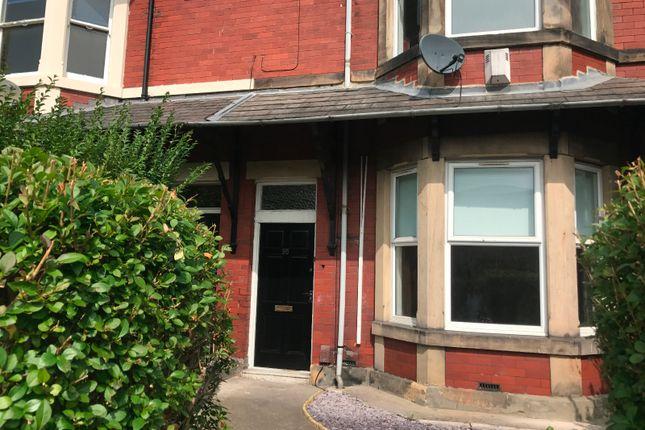 Thumbnail Terraced house to rent in Fern Avenue, Jesmond, Jesmond, Tyne And Wear