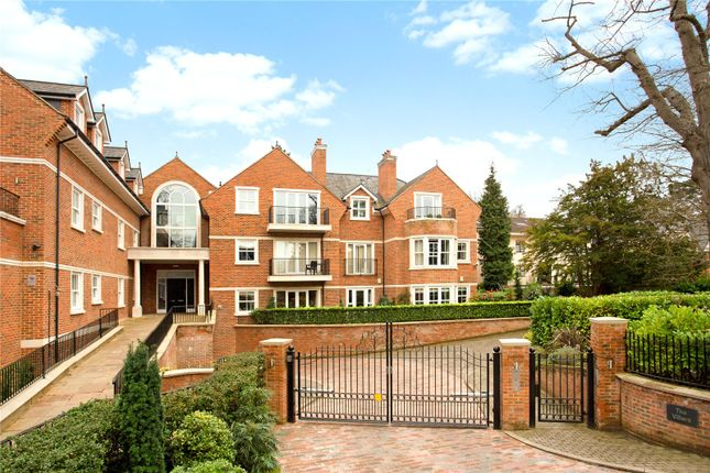 Thumbnail Flat for sale in The Villiers, Gower Road, Weybridge, Surrey