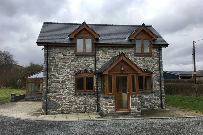 Thumbnail Detached house to rent in Rhos Y Rhandir, Llangadfan, Welshpool, Powys