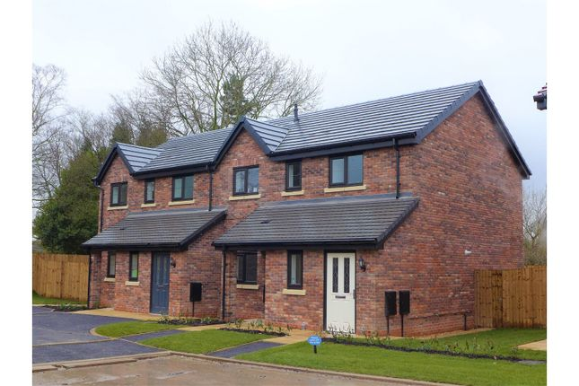 Thumbnail Maisonette for sale in Congleton Road, Sandbach