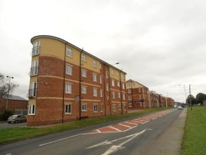Thumbnail Block of flats for sale in Tindale Crescent, Bishop Auckland