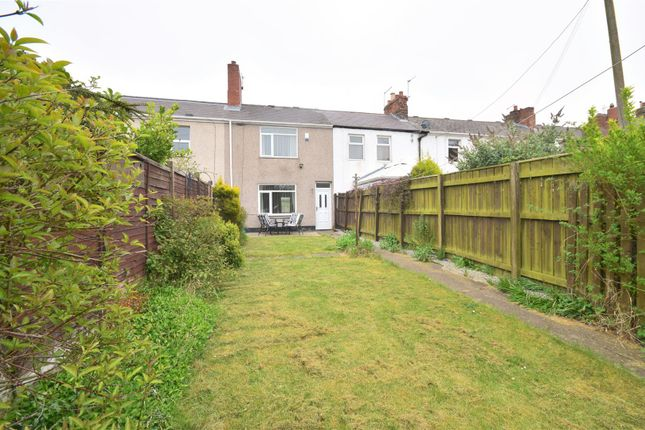 Thumbnail Terraced house for sale in Pit Row, Silksworth, Sunderland