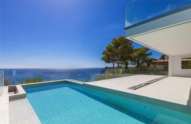 Pool And Terrace of Spain, Mallorca, Capdepera, Cala Ratjada