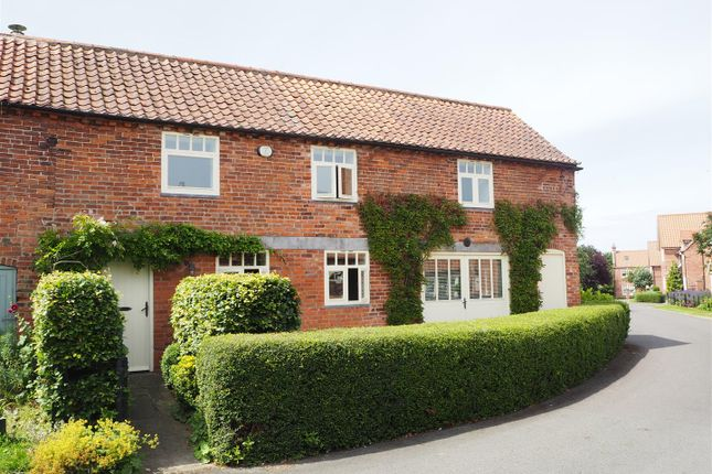 Thumbnail Barn conversion for sale in Willoughby Court, Norwell, Newark
