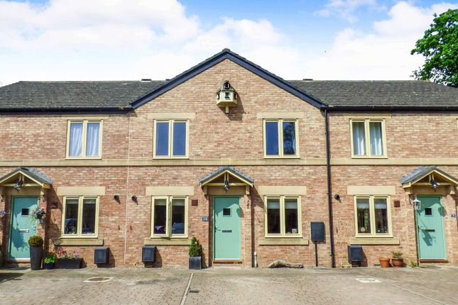 Thumbnail Terraced house for sale in Micklewood Close, Longhirst, Morpeth
