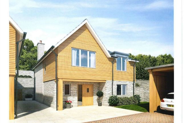 Thumbnail Detached house for sale in 4 Evelyn Close, Bathford, Bath