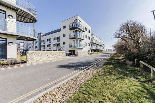 Thumbnail Flat to rent in Chichester House, The Waterfront, Goring By Sea