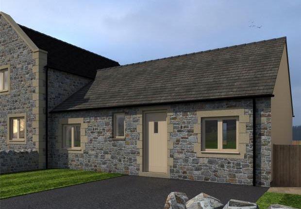 Thumbnail Semi-detached bungalow for sale in Hartington, Buxton, Derbyshire