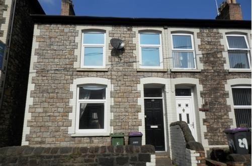 Thumbnail Terraced house to rent in Hanbury Road, Pontnewynydd, Pontypool