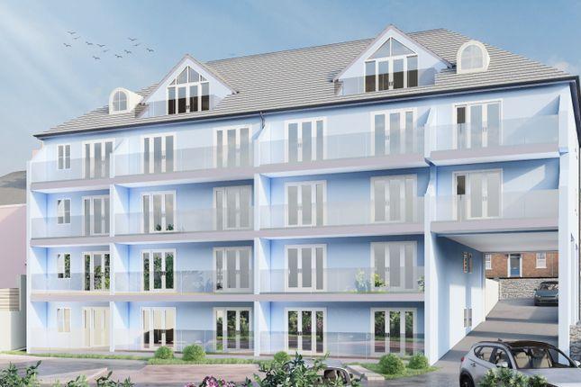 2 bed flat for sale in Ground Floor - Gwel Yr Ynys, North Road, Caernarfon, Gwynedd LL55