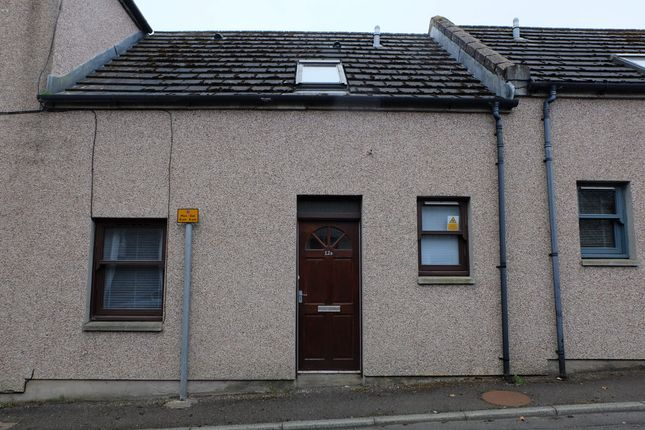 Thumbnail Terraced house for sale in Paterson's Lane, Thurso
