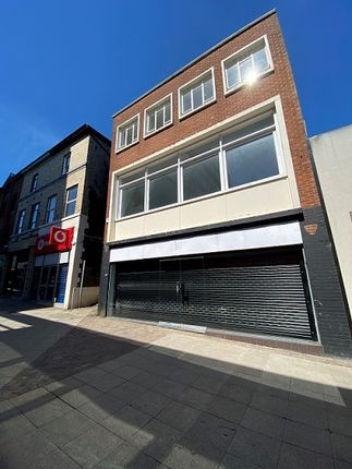 Thumbnail Retail premises to let in 112 George Street, Altrincham
