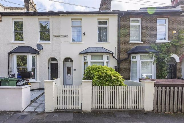 Thumbnail Terraced house for sale in Lincoln Street, Leytonstone, London