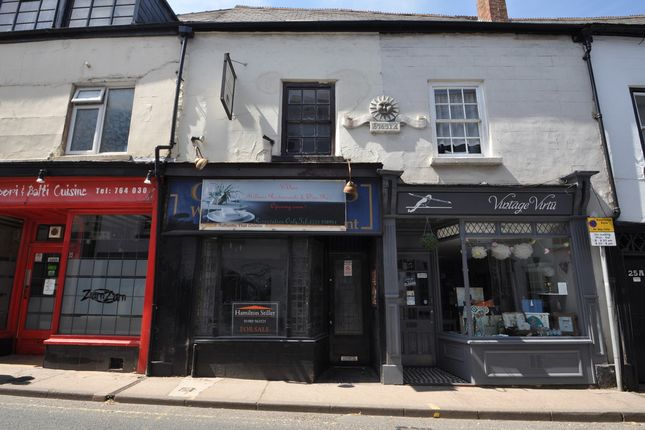 Thumbnail Property for sale in High Street, Ross-On-Wye