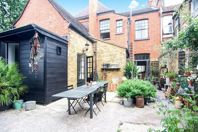 Thumbnail Terraced house for sale in Corporation Street, London