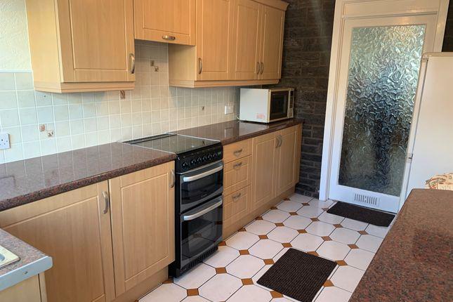 Thumbnail End terrace house for sale in Ynysgyfeillon Road, Pontypridd