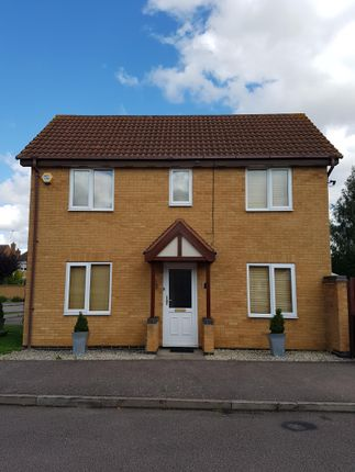 Thumbnail Property to rent in Aldwell Close, Wootton, Northampton