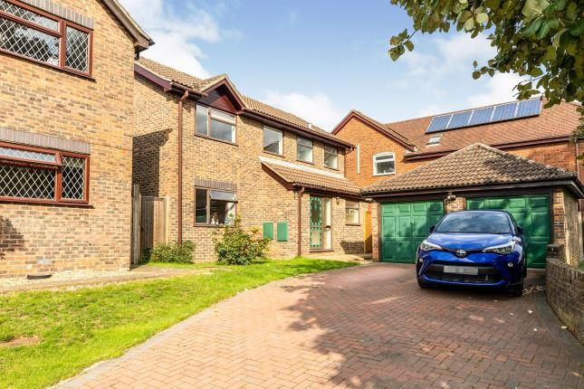 Thumbnail Detached house for sale in Boswell Gardens, Stevenage, Hertfordshire, England