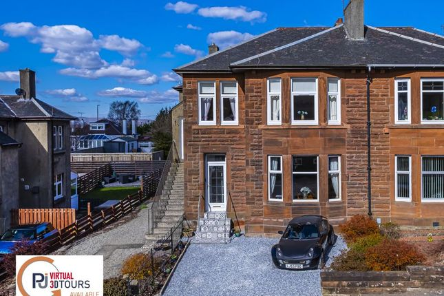 Thumbnail Property for sale in 131 Blairbeth Road, Burnside, Glasgow