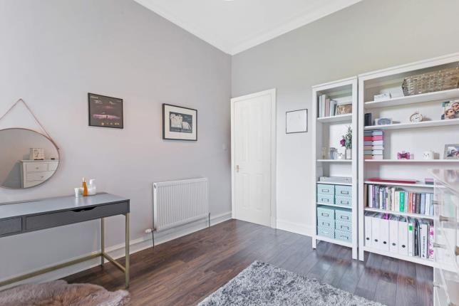 Bedroom 3 of Clarence Drive, Hyndland, Glasgow G12