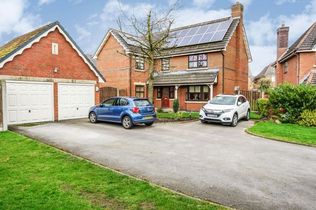 4 bed detached house for sale in Riversdale, Warrington WA1