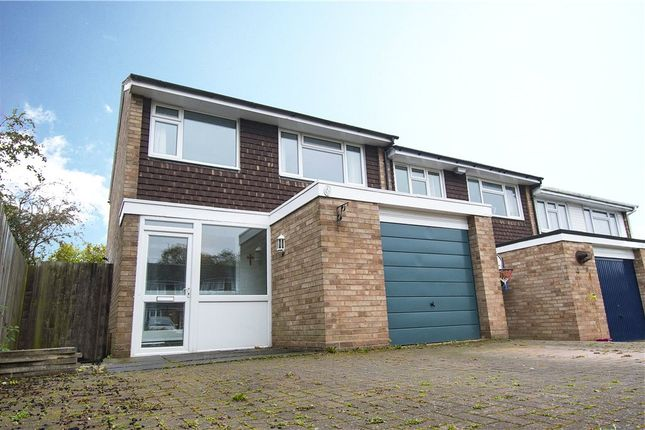 Thumbnail End terrace house for sale in Alpine Rise, Styvechale, Coventry, West Midlands