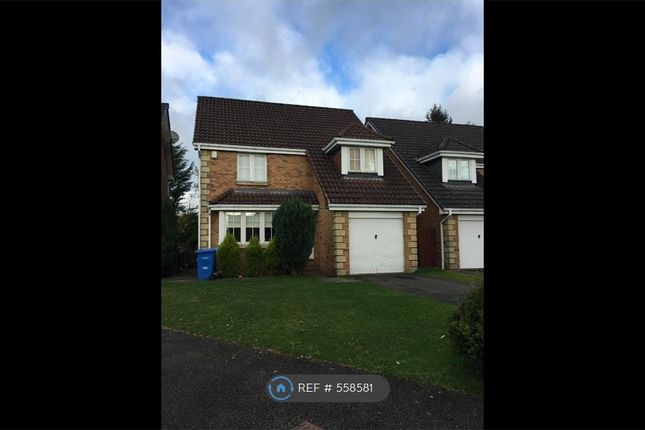 Thumbnail Detached house to rent in Buchanan Crescent, Livingston