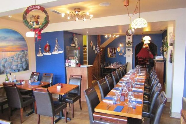 Thumbnail Restaurant/cafe for sale in Wollaton Road, Beeston, Nottingham