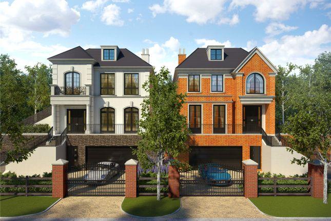 Thumbnail Detached house for sale in High Drive, Oxshott, Surrey