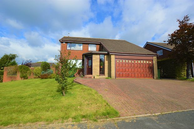 Thumbnail Detached house for sale in Armadale Road, Ladybridge, Bolton