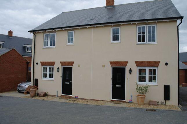 Thumbnail Semi-detached house to rent in Lace Lane, Buckingham, Bucks