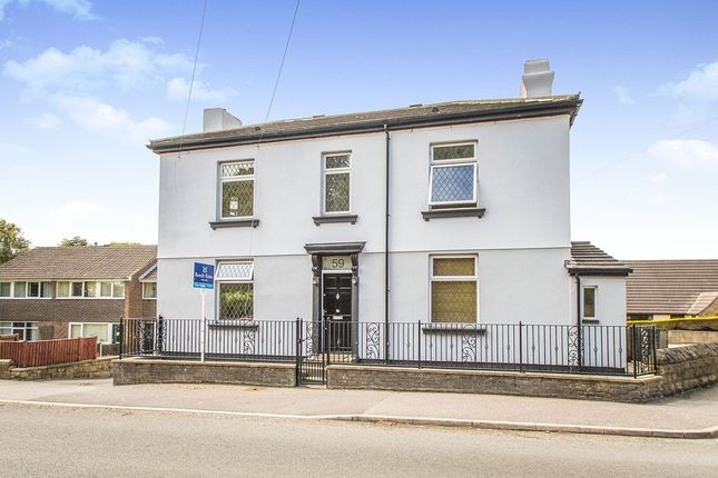 Thumbnail Detached house to rent in The Green, Ossett