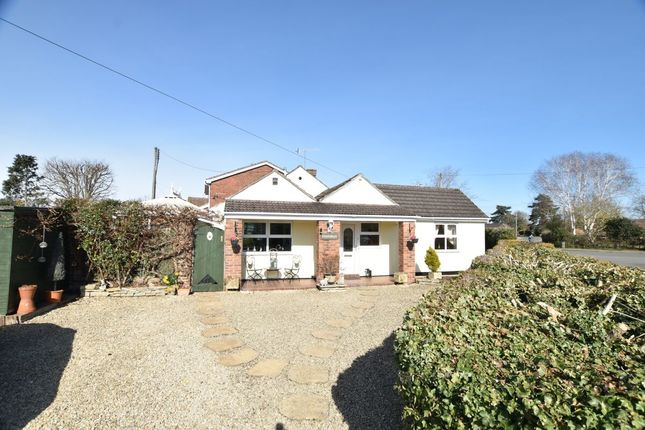 Thumbnail Bungalow for sale in Ferry Lane, Offenham, Evesham