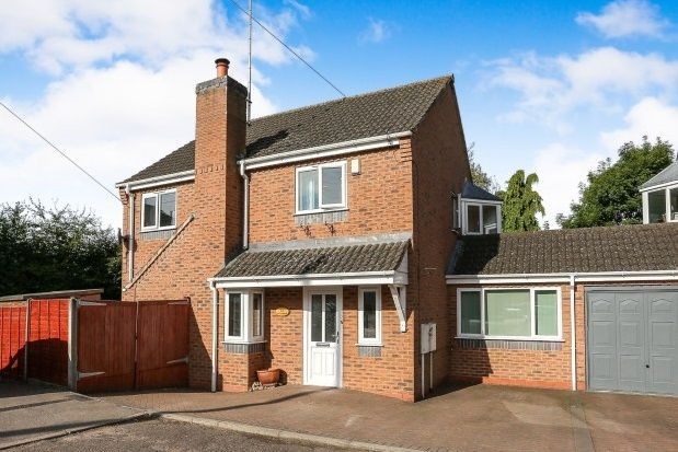 Thumbnail Link-detached house to rent in Conifer Paddock, Binley