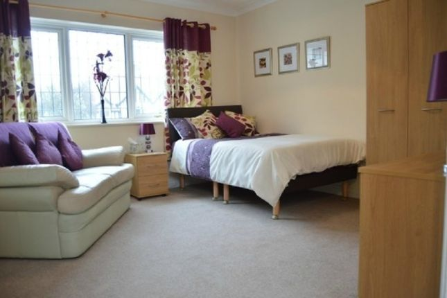 Thumbnail Flat to rent in Whitmore Road, The Weslands, Newcastle-Under-Lyme