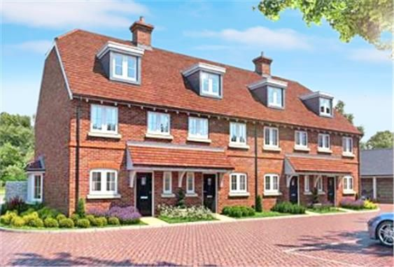 Thumbnail Property for sale in Red Lane, Burton Green, Kenilworth