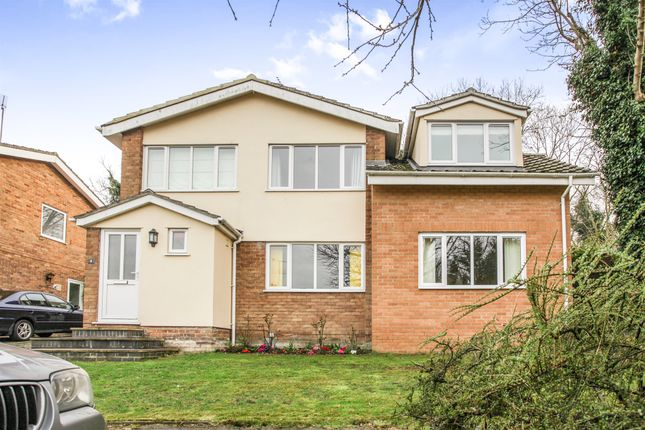 Thumbnail Detached house for sale in Wheatfield Crescent, Royston