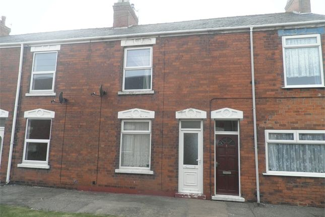 Thumbnail Terraced house to rent in Leo Terrace, Withernsea, East Riding Of Yorkshire